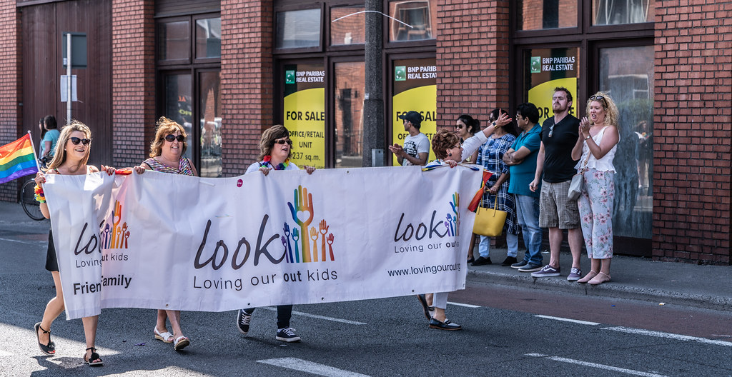 ABOUT SIXTY THOUSAND TOOK PART IN THE DUBLIN LGBTI+ PARADE TODAY[ SATURDAY 30 JUNE 2018]-141768