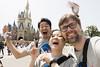 Cinderella Castle selfie (roboppy) Tags: japan tokyodisneyresort tokyodisneyland urayasu chiba cinderellacastle selfie robyn kare xiangtai