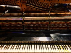 Piano Time (Pennan_Brae) Tags: keyboards pianist studiolife uprightpiano soundengineering musicproduction soundengineer musicproducer musicphotography recording musicstudio recordingsession microphone recordingstudio microphones piano