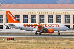 G-EZAL Airbus A.319-111 easyJet AGP 18-06-18 (PlanecrazyUK) Tags: lemg malaga–costadelsolairport malaga costadelsol gezal airbusa319111 easyjet agp 180618