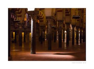 Còrdoba - inside the Mezquita (E)