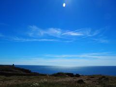 4C077290-EB1A-4B54-AB2D-2A90E7D42194 (Artybee) Tags: grosnez castle norse words grar nes grey headland 1330 sir john des roche's granite gatehouse french occupation jersey channel island cove sea coast