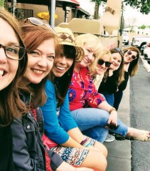 Lean into the picture, please. Now smile. Good! (LauraGilchrist4) Tags: friendsinphoenix highschoolfriends groupshot groupphoto row reunion belonging leanintolaughter leanin arowofsmiles perspective smiles phoenix arizona phoenixarizona girls trip girlstrip desert