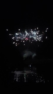 Independence Day Fireworks - Baxter, Tennessee
