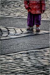 poor boy (Armin Fuchs) Tags: arminfuchs stpetersburg russia erimitage boy cobblestones street blue red jazzinbaggies