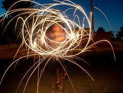 sparks (jillian rain snyder) Tags: long shutter exposure firework sparkler time elapse light painting fire july fourth summer fun explosion smoke flickr friday fast