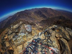 Morocco | Summit of Mount Toubkal (stafford.tyrrell) Tags: summit wideangle angle filter mountainjbeltoubkal toubkal mounttoubkal atlas mountians highatlas atlasmountians morocco africa arab