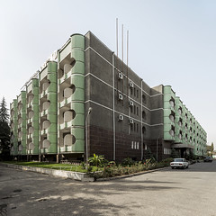 Hotel Avesto. (Stefano Perego Photography) Tags: stepegphotography stefano perego building concrete modernism modernist brutalism brutalist modern soviet architecture design central asia