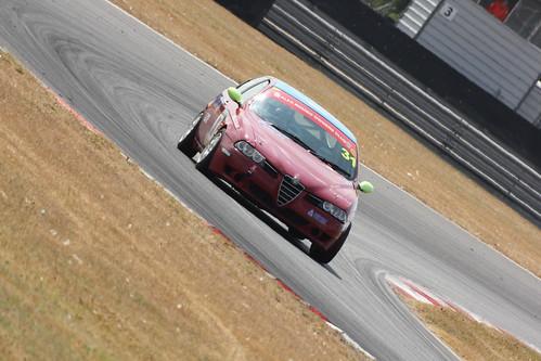 Alfa Romeo Championship - Snetterton 2018