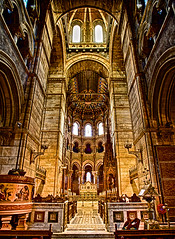 The Apse at St Fin Barre's (radio4) Tags: stfinbarrescathedral apse nave cork ireland