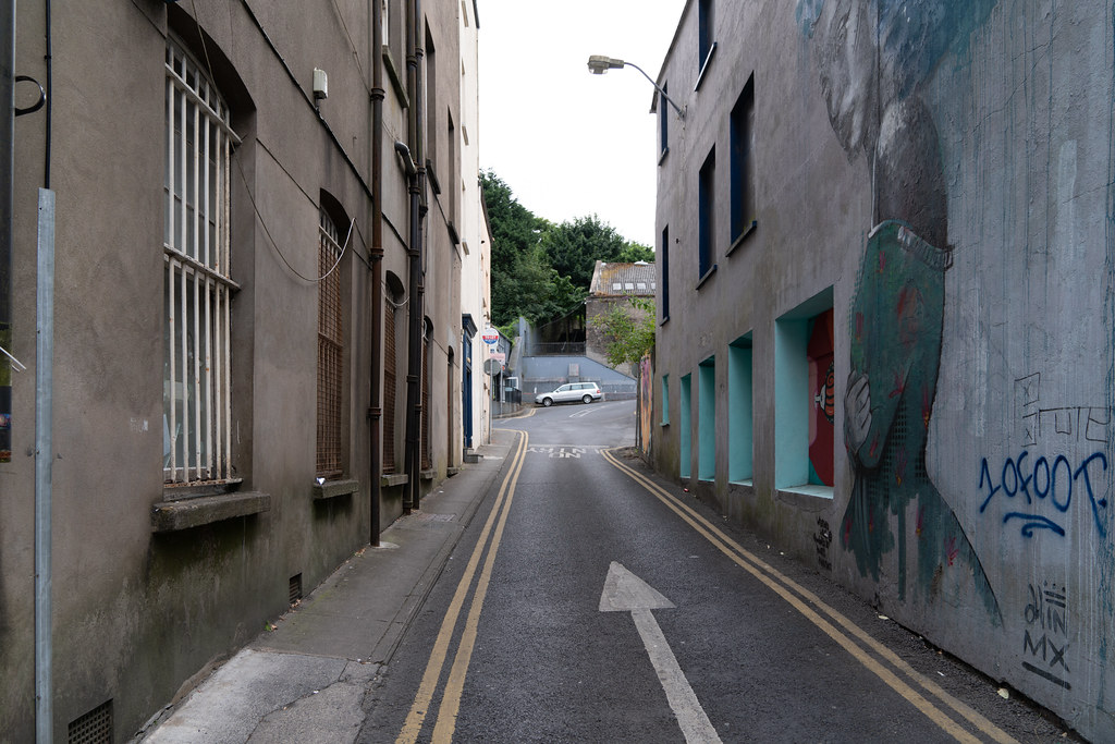EXAMPLES OF STREET ART [URBAN CULTURE IN WATERFORD CITY]-142305