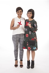 Bonya Ahmed and Trisha Ahmed in the TEDxExeter 2018 Photo Booth (TEDxExeter) Tags: tedxexeter exeter tedx tedtalks ted audience tedxevent speakers talks exeternorthcott northcotttheatre devon crowd inspiring exetercity tedxexeter2017 photoboth photobooth portrait portraitphotography exeterschoolofart england eng
