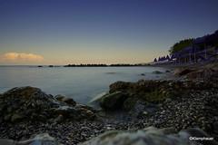 Strand in Korfu (klamphauer) Tags: korfu griechenland mittelmeer
