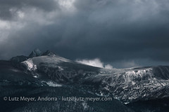 Andorra mountain landscape: Altitude 2000+ collection. View from La Massana, Vall nord, Andorra (lutzmeyer) Tags: 300mm andorra canoneos5dmarkiii europe gebirge iberia iberianpeninsula lamassanaparroquia lutzmeyer pal perafita pirineos pirineus pyrenees pyrenäen vallnord afternoon bedeckt berg berge bild clouds estiu foto fotografie gebirgszug iberischehalbinsel image imagen imatge juli julio juliol july landscape landschaft lightmoods lutzlutzmeyercom montana montanas mountain mountains muntanya muntanyes nachmittag natur natura nature nuvols paisaje paisatge parroquia photo photography picture postadelsol puestadelsol rural sommer sonnenuntergang summer sundown sunset tal tele valley verano village wolken lamassanavallnord