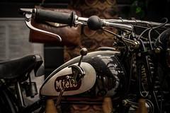 Miele Motorrad (Werner Thorenz) Tags: mielemotorrad miele motorrad oldtimer 1949 98cm³ classicremise düsseldorf