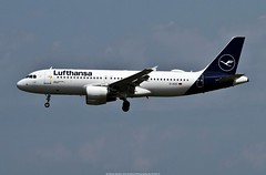 Lufthansa Airbus A320 D-AIZC (Planes Spotter And Aviation Photography By DoubleD) Tags: planes aircraft aviation aeronautic air profile airbus jet liner lufthansa new livery german airlines germany munich eddm landing sky spotters spotting canon eos
