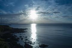 P7214536 (kunmorita) Tags: star 星 海 空 夜空 夜間撮影 sea sky night 夕焼け マジックアワー magic hour 黄昏