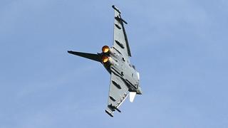 Luftwaffe Eurofighter Typhoon 31+00
