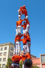_VMG3831 (V.Maza) Tags: castellersdebadalona castellers torreshumanas baetulo bdn badalona barcelona catalunya spain nikon d7100 vicentemaza