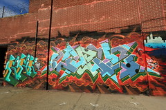 curve (Luna Park) Tags: ny nyc newyork brooklyn graffiti production mural curve tge nsf lunapark