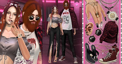 @131 TIME HAS A WONDERFUL WAY OF SHOWING US WHAT REALLY MATTERS. (leveebriza) Tags: locktuft swallow dajuboutique amitomo amias betrayal ab fli catwa semotion foxy fakeicon rebelgal emarie astralia chain valekoer bang pumec overlow gosee saxiem mom mancave rewind tmj kustom9 equal10 collabor88
