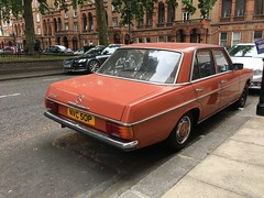 Mercedes W114 200 (VAGDave) Tags: mercedes w114 200 1976