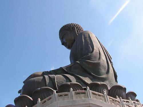 Великий Будда Гонконг Hongkong InterNetri 0276