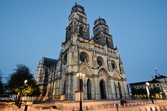 Orleans Cathedral, France (Jojorei) Tags: kathedrale cathedral kirche religion orleans jeannedarc
