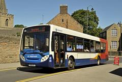 FX09DCZ Stagecoach Mansfield 22778 (martin 65) Tags: enviro e200 e300 enviro400 e400 mmc scania adl pronto mansfield nottinghamshire move road transport public stagecoach group eastmidland vehicle bus buses