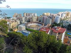 Malaga (anubishubi) Tags: stadt spanien andalusien malaga costadelsol lumixtz58
