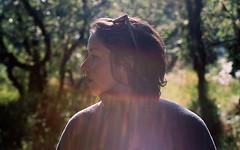 Julia - West Linn, OR (jbschiess) Tags: julia film analog 35mm oregon flare ifyouleave