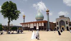 IMG_20180504_115013757 (Dirk Rosseel) Tags: aramgahe shahe cheragh complex shiraz shrine muslim islam islamic iran iranian persian persia mosque