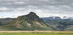 Iceland (shimizacken) Tags: ifttt 500px rural scene hill countryside mountain range field landscape horizon over land country road nonurban scenery peak iceland ísland summer glacier mýrdalsjökull