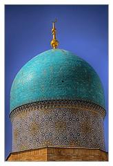 Taschkent UZ - Barak-khan Medrese 08 (Daniel Mennerich) Tags: silk road uzbekistan tashkent history architecture hdr barakkhanmedrese