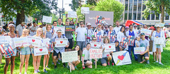 2018.06.30 WhiteCoats4FamiliesBelongTogether, Washington, DC USA 04260