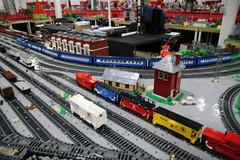 IMG_8513 (Cale Leiphart) Tags: pennlug lego train rr railroad model philly brickfest philadelphia