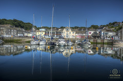 padstow harbour (kapper22) Tags: padstow harbour outdoor sky blue sea