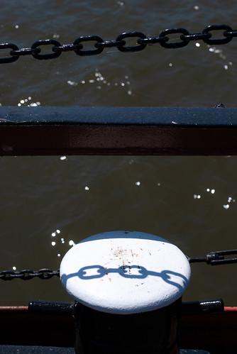 Reflektion am Wasser