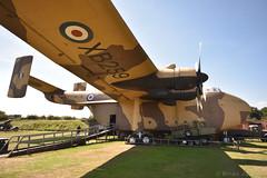 Blackburn Beverley C Mk 1 (XB259) (Bri_J) Tags: fortpaull paull hull eastyorkshire uk museum militarymuseum yorkshire nikon d7200 blackburnbeverley xb259 aircraft transporter raf