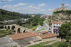 MANRESA (Catalunya, juny de 2018) (perfectdayjosep) Tags: elbages manresacatalunya laseudemanresa pontmedievaldemanresa manresa catalunya catalonia catalogne katalonien perfectdayjosep
