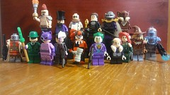 Dc figs #7 The best rogues gallery in comics, part 1 (brennenmcgivern) Tags: 7