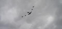 RAF 100th Anniversary Flypast, London (IFM Photographic) Tags: dsc00008a sony dscw12 w12 dsc london westminster cityofwestminster city royalairforce raf 100thanniversary flypast plane aircraft airplane bbmf battleofbritainmemorialflight avrolancaster avro lancaster supermarinespitfire supermarine spitfire hawkerhurricane hawker hurricane