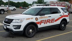 Chief 292 (Central Ohio Emergency Response) Tags: central townships township ohio fire department chief ford suv madison county