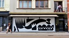 Scarpulla / Van Eyckstraat - 16 jul 2018 (Ferdinand 'Ferre' Feys) Tags: gent ghent gand belgium belgique belgië streetart artdelarue graffitiart graffiti graff urbanart urbanarte arteurbano ferdinandfeys scarpulla