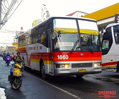 Exfoh of  Roxas (Victory Liner #1860) (speedpro3) Tags: 1860