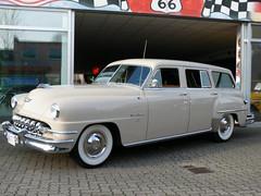 1952 DeSoto Firedome 8 All-Steel Station Wagon (Hipo 50's Maniac) Tags: 1952 desoto firedome 8 allsteel station wagon