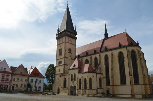 Bardejov's old square II