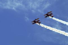 DSC_0641_001 (Gobbledeek) Tags: wales national airshow 2018 air show walesnationalairshow aerosuperbatics wing walkers aerosuperbaticswingwalkers wingwalkers
