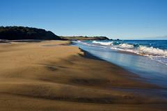 View North (jack eastlake) Tags: wildbeachaus many bungas south sandbanks banks sand seascape tamron28300 nsw beach bunga