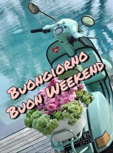 Buongiorno Buon Weekend Link Page Facebook Solo Per